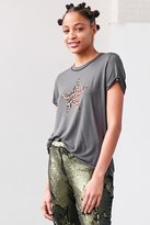 Truly Madly Deeply Leopard Star Tee