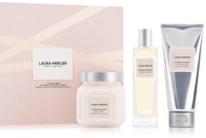 Laura Mercier 3-Pc. Luxe Indulgence Almond Coconut Body Gift Set