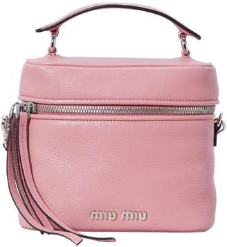 Miu Miu Leather camera bag