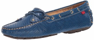 Marc Joseph New York Womens Genuine Leather Cypress Hill Loafer Driving Style