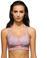 Sunvp Women's Sports Bra Fitness Padded Wirefree