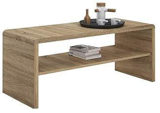 Furniture To Go 4 You Coffee Table/TV Unit, Wood, Oak