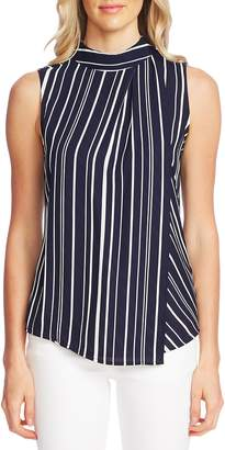Vince Camuto Plain View Stripe Top