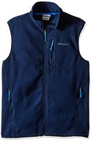 Columbia Men's Cascades Explorer Full-Zip Midweight Fleece Vest