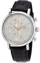 IWC Men's Swiss Automatic Stainless Steel Casual Watch, Color: (Model: IW391022)