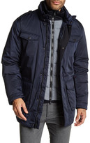 Tumi Removable Lining Padded Jacket