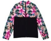 Avia Girls 4-18 Performance Zip-Up Hooded Jacket