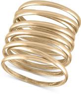 Rachel Roy Gold-Tone Wrap Ring