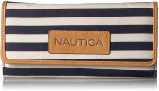Nautica The Perfect Carry-All Money Manager RFID Blocking Wallet Organizer