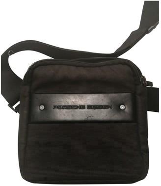 Porsche Design Black Polyester Bags