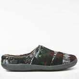 Toms Berkley Slipper, Black/grey