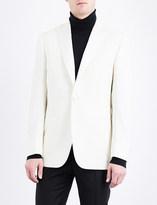 Brioni Slim-fit wool tuxedo jacket