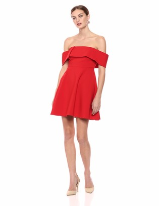 LIKELY Women's Emmett Strapless fit and Flare Cocktail Dress