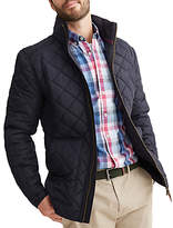 Joules Retreat Quilted Jacket, Marine Navy