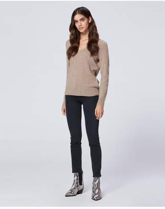 Paige Adalyn V Neck - Oatmeal