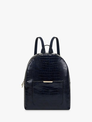 Fiorelli Keira Backpack, Navy Croc