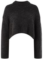 NATIVE YOUTH Crew neck knitted jumper