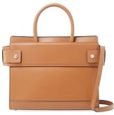 Givenchy Horizon Calf Leather Satchel