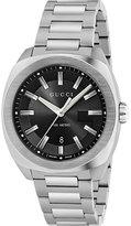 Gucci Ya142201 Gg2570 Stainless Steel Watch