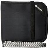 Pacsafe RFIDsafe V100 Anti-Theft RFID Blocking Bifold Wallet (Black) Wallet Handbags