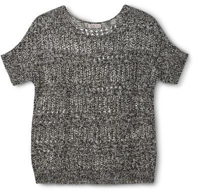 Merona Women's Pullover Sweater - Black