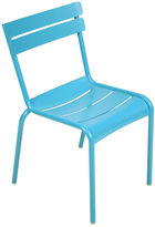 Fermob Luxembourg Kids' Chair, Turquoise Blue