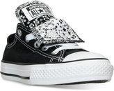 Converse Little Girls' Chuck Taylor All Star Double Tongue Casual Sneakers from Finish Line