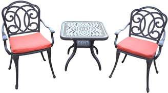 Berkeley Outdoor Cafe Table & Chair Set