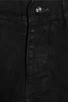 Rick Owens Mid-rise straight-leg jeans