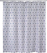 Avanti Dotted Circle Shower Curtain Bedding