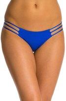 Indah Melli Smocked String Side Bikini Bottom 8132242