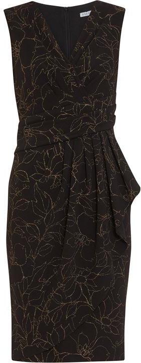 Thumbnail for your product : Gina Bacconi Goretti Crepe Dress