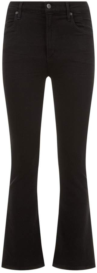 Citizens of Humanity Fleetwood Cropped Flare Jeans