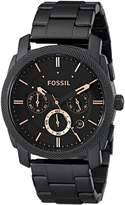 Fossil Men's FS4682 Stainless Steel Analog Dial Watch