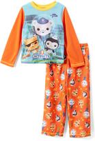 Komar Kids Octonauts Orange Pajama Set - Toddler