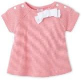 Petit Bateau Baby girls milleraies-striped tee