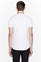 DSquared DSQUARED2 White Bulldog T-shirt