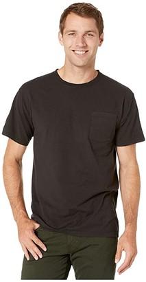 Hanes ComfortWashtm Garment Dyed Short Sleeve Pocket T-Shirt