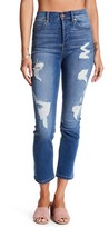 Level 99 Riley High Rise Distressed Jeans