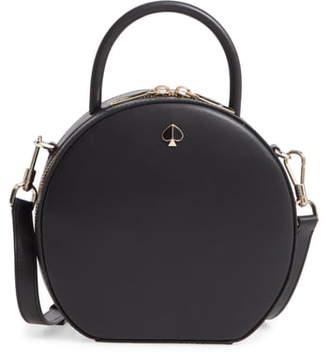Kate Spade Andi Canteen Leather Crossbody Bag