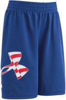 Under Armour Big Logo Athletic Shorts, Toddler Boys (2T-5T)