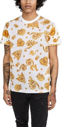 Versace All Over Logo T-Shirt