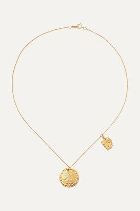 Alighieri Summer Night Gold-plated Necklace