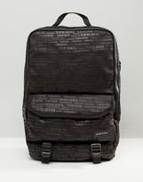 Diesel Backpack With Print