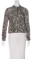 Gryphon Embellished Evening Jacket