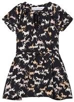 How To Kiss A Frog Black Horse Suki Dress
