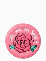 Kate Spade Ashe place la vie en rose sticker