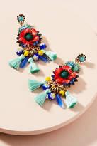 Elizabeth Cole Ramona Drop Earrings