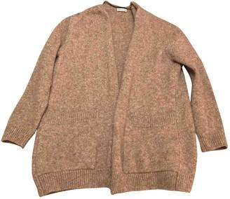 Masscob Beige Wool Jacket for Women