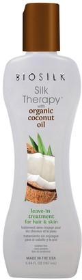 BioSilk Silk Therapy with Organic Coconut Oil